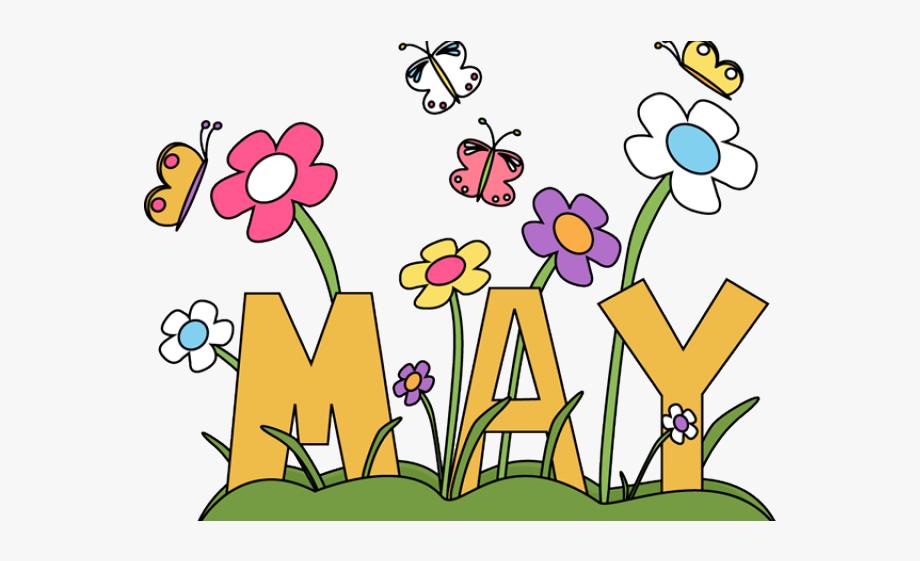 May banner clipart vector free library May Banner Cliparts - May Day Holiday #1573842 - Free ... vector free library