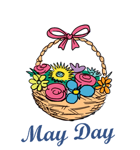 May basket clipart free free library May Day Basket Png & Free May Day Basket.png Transparent ... free library