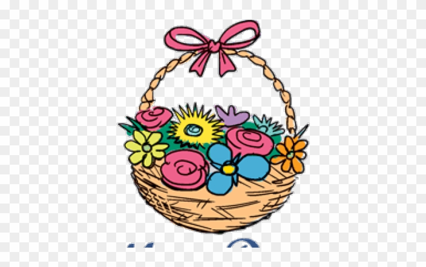 May basket clipart free svg stock Download Free png Mothers Day Clipart May Basket Png ... svg stock