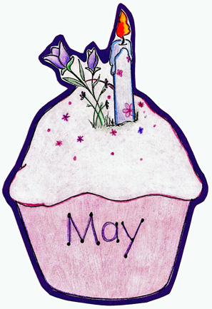 May birthdays clipart graphic library download Free May Birthday Cliparts, Download Free Clip Art, Free ... graphic library download
