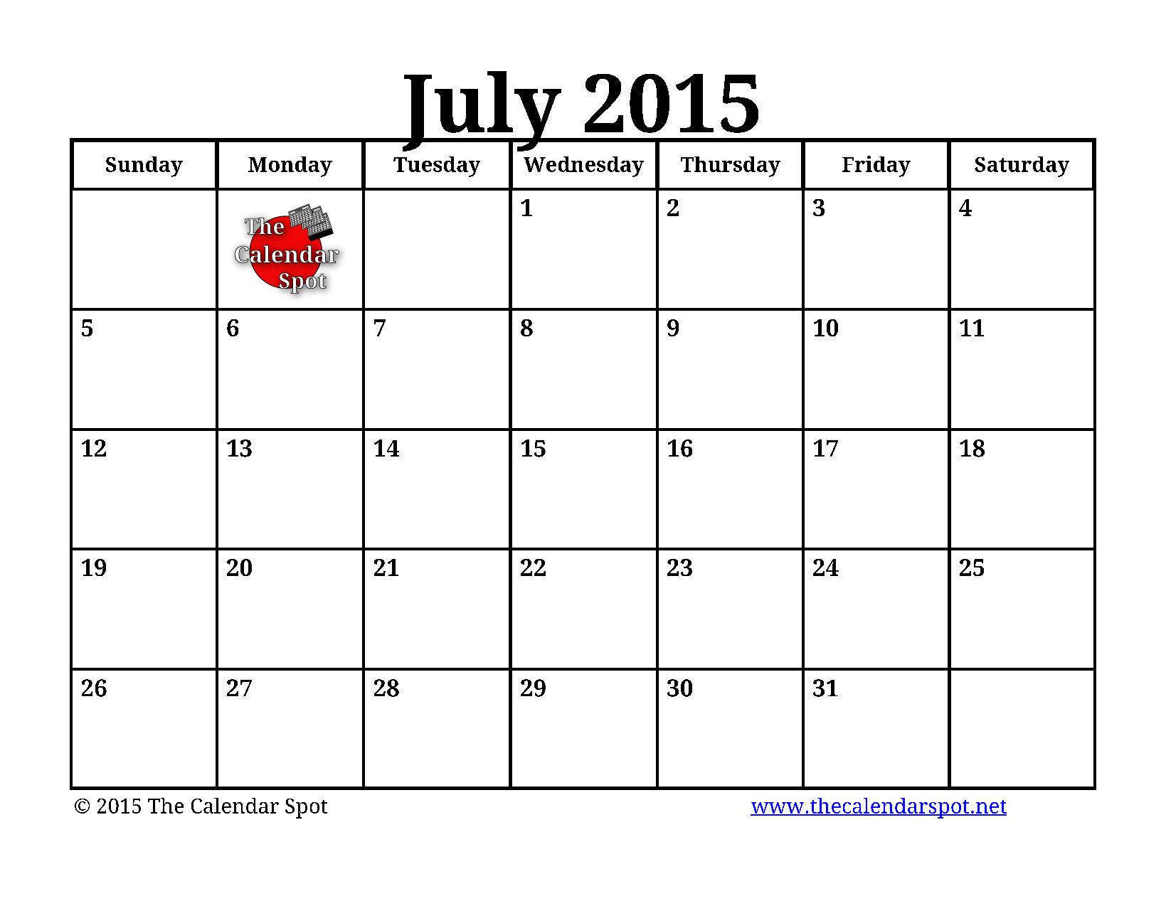 May calendar clipart summer jpg free stock Calendar: Summer Calendar Template jpg free stock