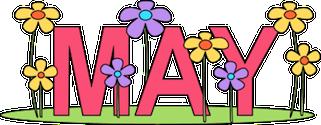 May calendar heading clipart free download May Clipart - Clipart Kid free download