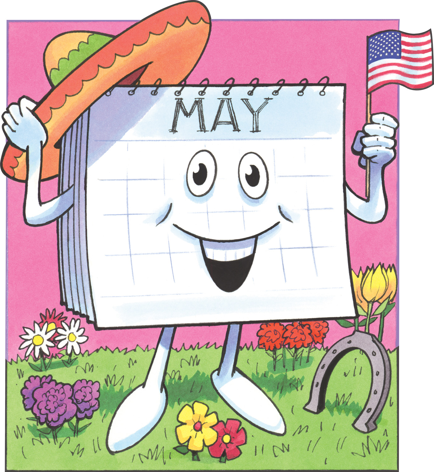 May calendar title clipart vector May 2016 Targeting Ideas - including hot selling categories ... vector