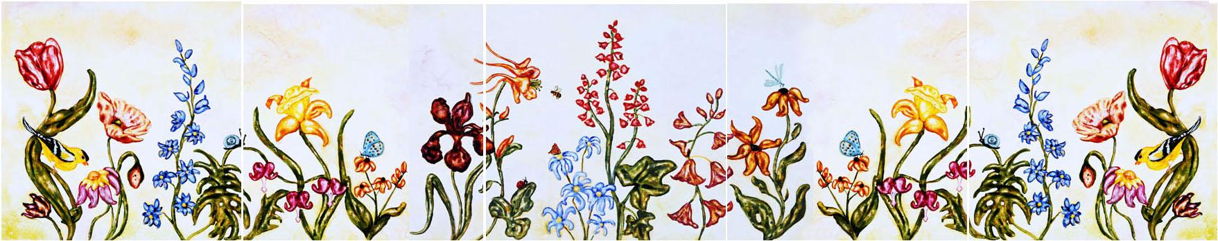 May flowers border clip art clip art library stock Spring Flowers Borders | Free Download Clip Art | Free Clip Art ... clip art library stock
