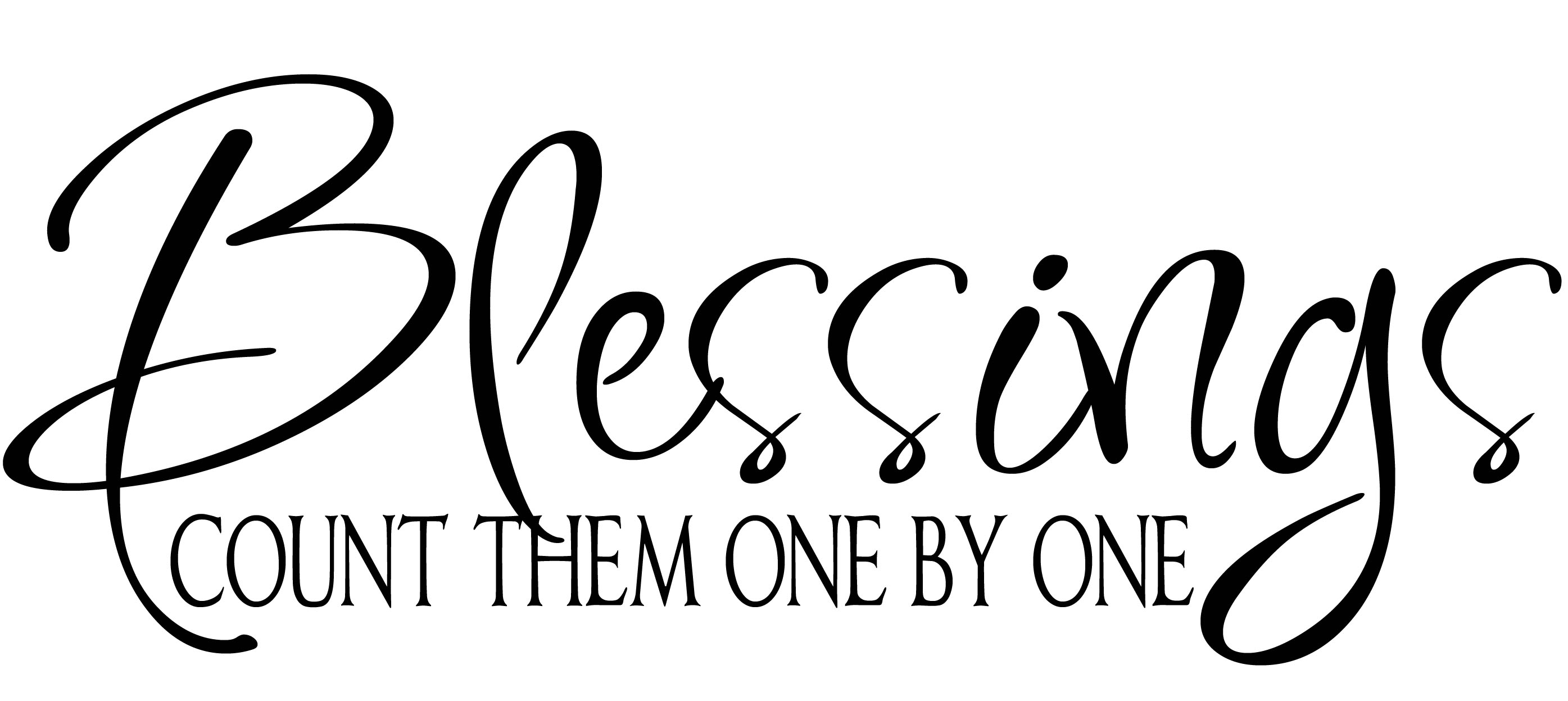 May god richly bless you clipart black and white vector transparent library blessings | ABIDING IN THE VINE vector transparent library