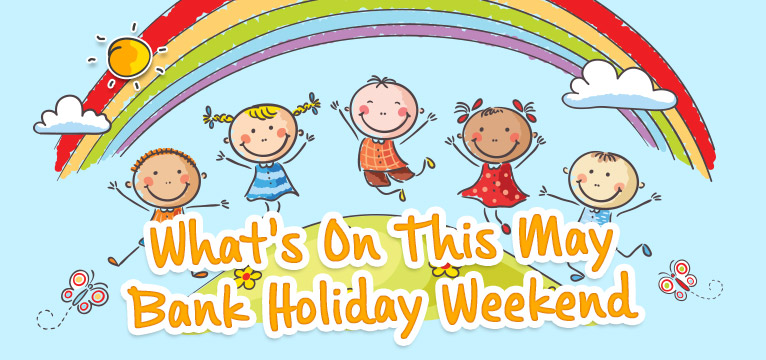 May holiday clipart graphic free stock What\'s On This May Bank Holiday Weekend 30th April - 2nd May ... graphic free stock