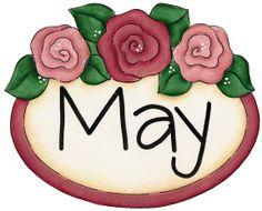 May month clip art png royalty free May Clipart & May Clip Art Images - ClipartALL.com png royalty free