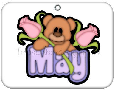 May month clip art clipart black and white Month of May Clip Art – Clipart Free Download clipart black and white