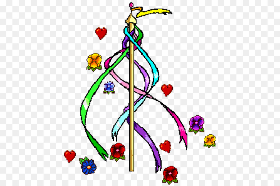 May pole pictures clipart png free library Festival Background png download - 495*600 - Free ... png free library