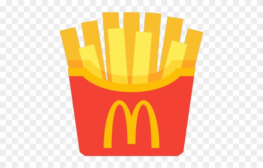 Mcdonald clipart clipart transparent Mcdonalds Clipart Fries - Mcdonalds French Fries Vector - Png ... clipart transparent