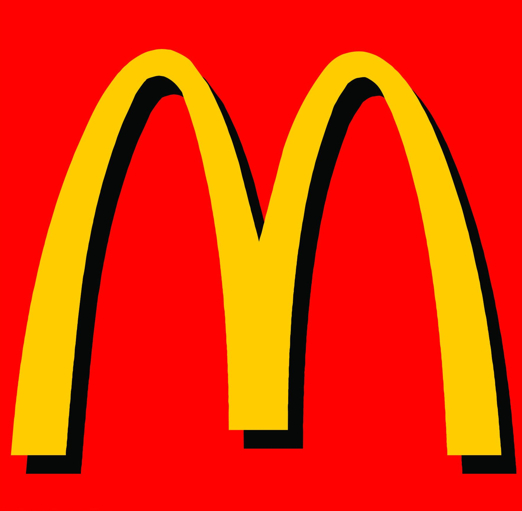 Mcdonalds icon clipart clipart library Published on April 10, 2015 in Advertise ... | Logos in 2019 | Logos ... clipart library