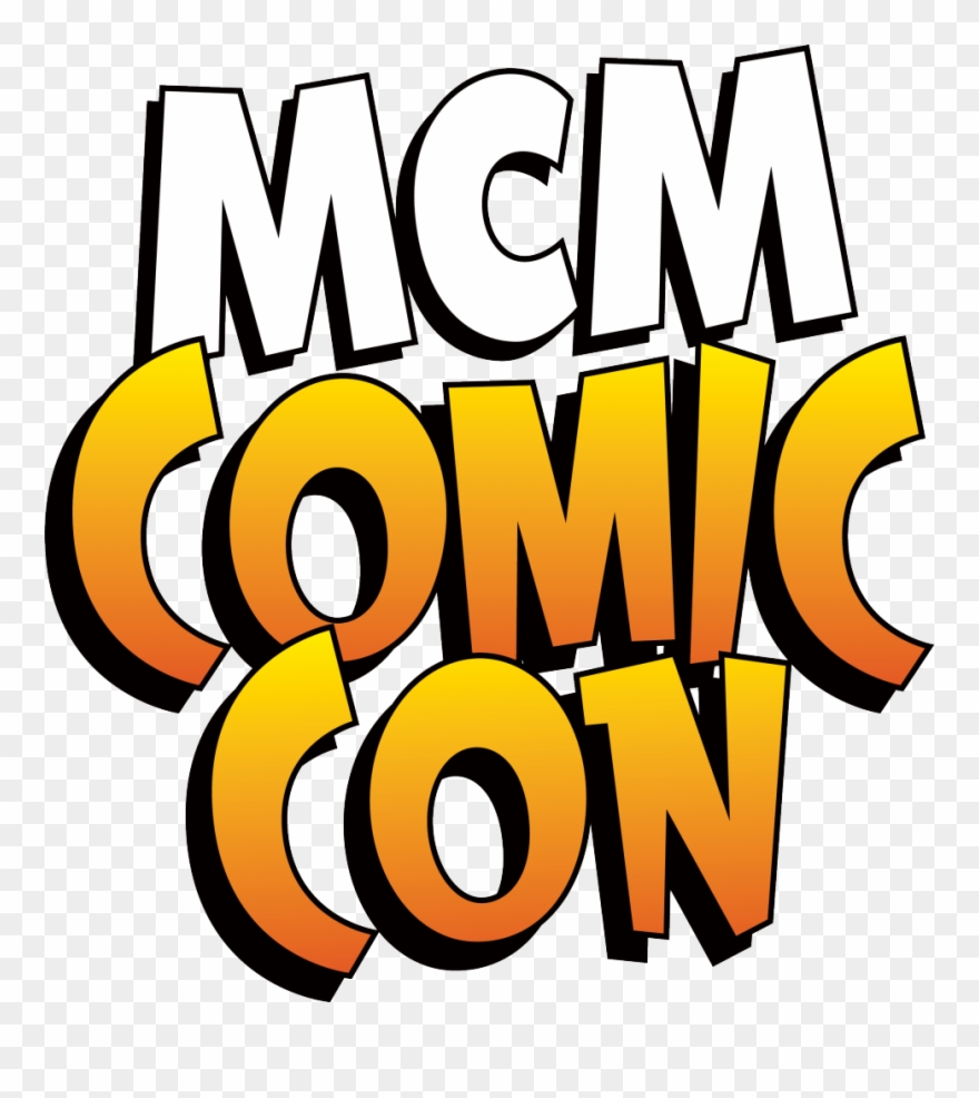 Mcm logo clipart png royalty free library Mcm Comic Con Logo Clipart - Clipart Png Download (#761145 ... png royalty free library