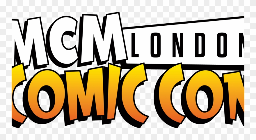 Mcm logo clipart svg free library We\'re Exhibiting At Mcm London This - Mcm Comic Con Logo Clipart ... svg free library