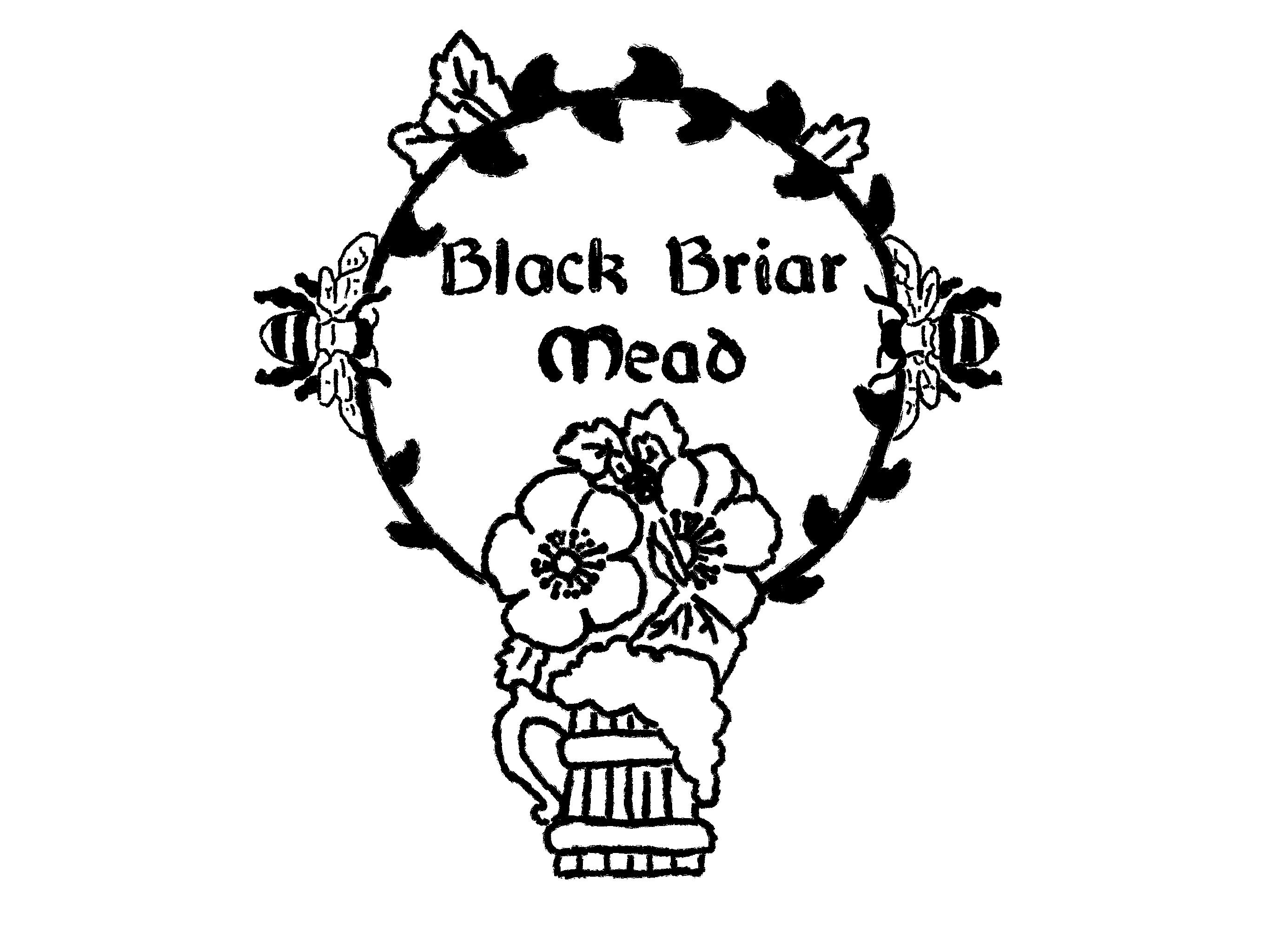 Mead clipart honey bee black and white clip art transparent Skyrim Mead Logos - Album on Imgur clip art transparent