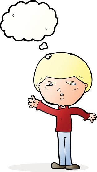 Mean man clipart jpg library download Cartoon Mean Man With Thought Bubble premium clipart - ClipartLogo.com jpg library download