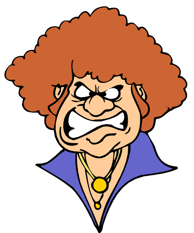 Scowl clipart picture free library Angry Mom Clipart - Clip Art Library picture free library