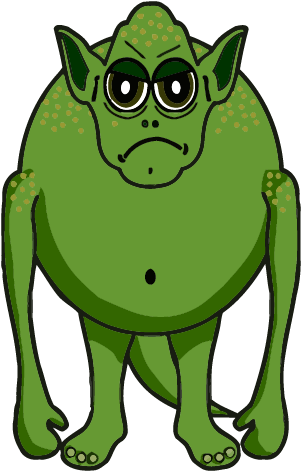 Mean monster clipart image royalty free library Free Pictures Of A Monster, Download Free Clip Art, Free Clip Art on ... image royalty free library