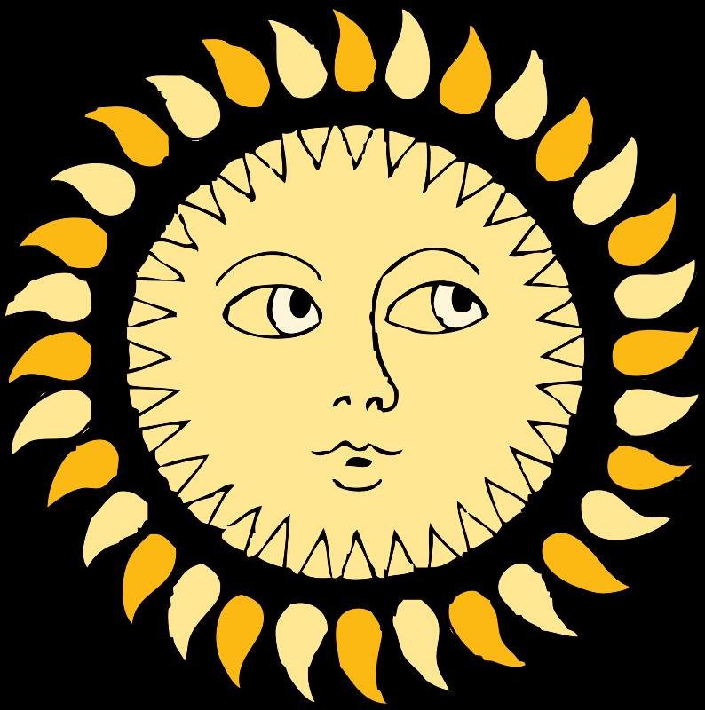 Play in the sun clipart vector The Sun - Lessons - Tes Teach vector