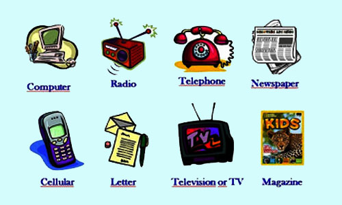 Means of communication clipart jpg free download Modes Of Communication Clipart jpg free download