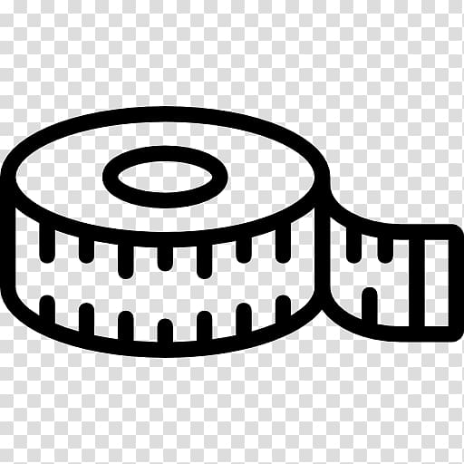 Measuring tape clipart black and white transparent background svg royalty free Tape Measures Measurement Computer Icons, others transparent ... svg royalty free