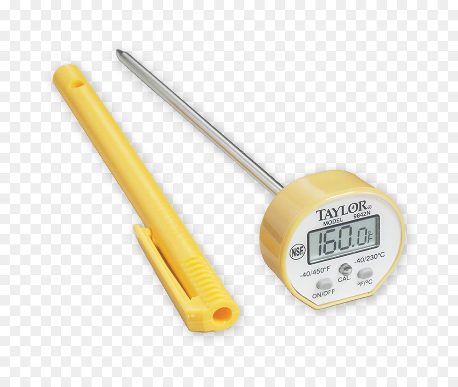 Meat thermometer clipart png royalty free library taylor 9842 digital instant read themometer clipart Meat thermometer ... png royalty free library