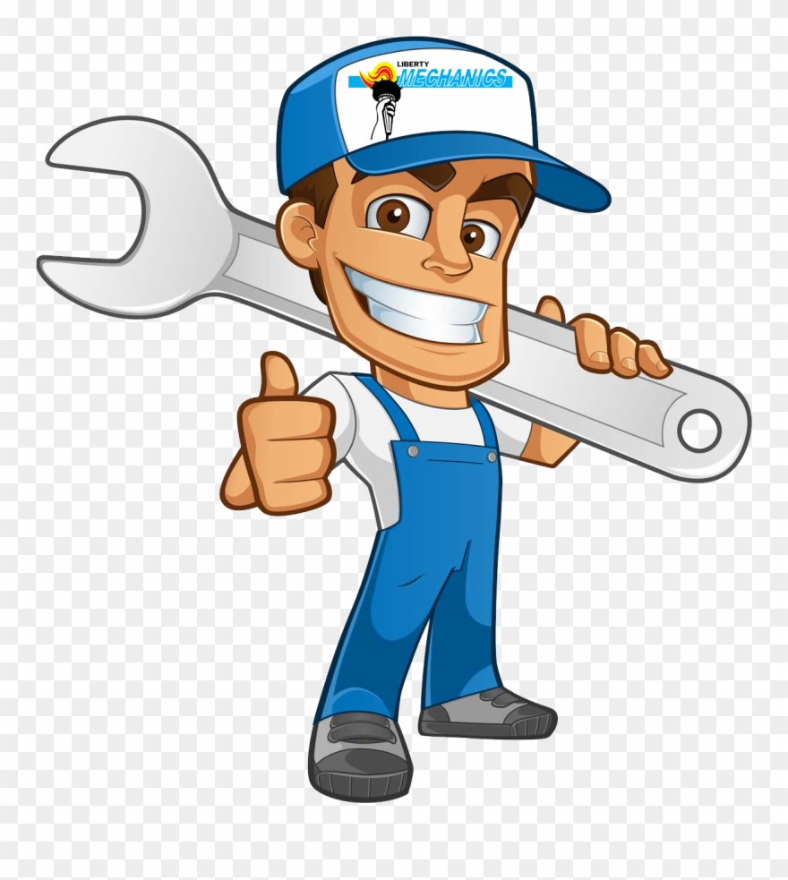 Mechanic clipart images svg royalty free Mechanic Clipart Diesel Mechanic - Window Cleaning Clip Art - Png ... svg royalty free