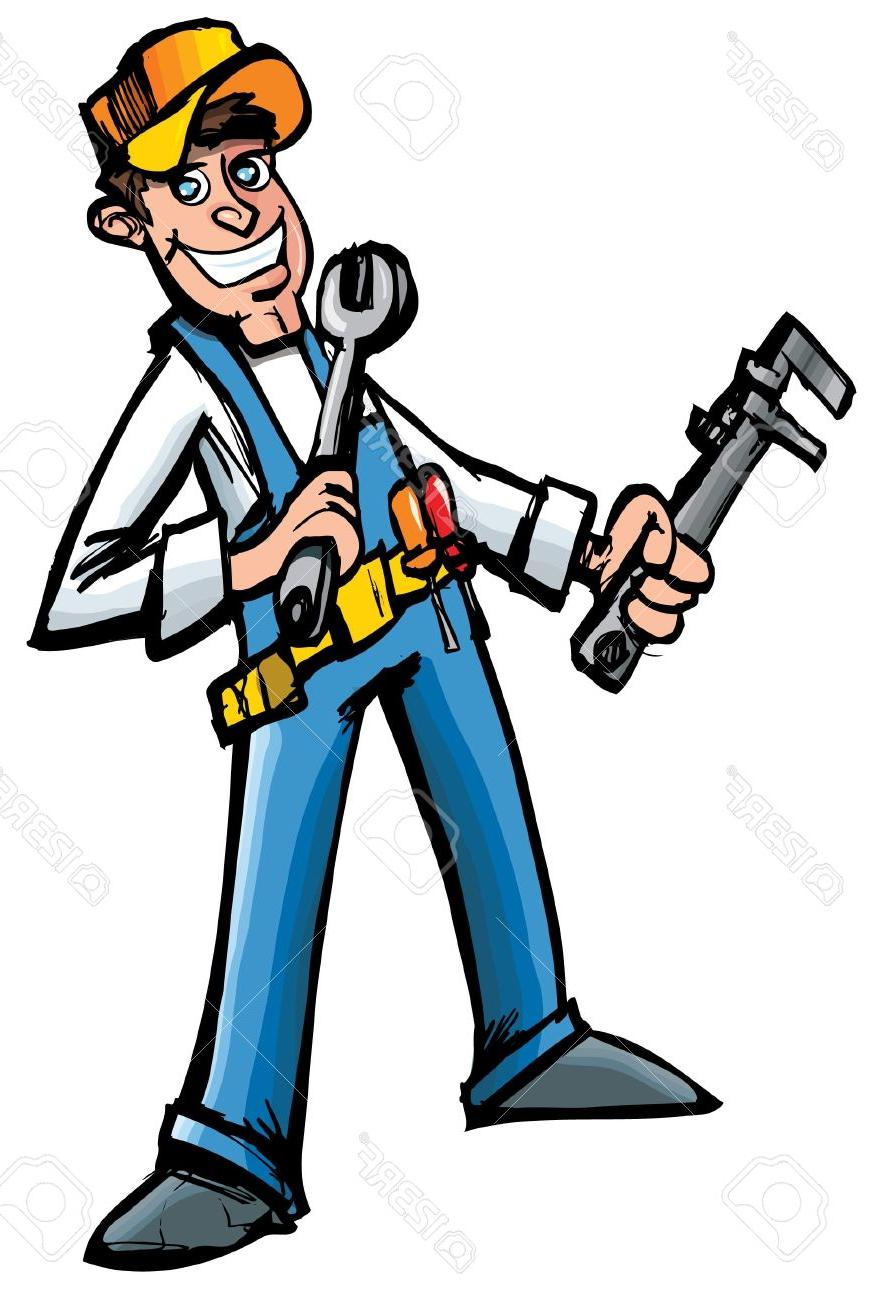 Mechanic clipart images jpg free download Best Free Cartoon Mechanic Clip Art Photos » Free Vector Art, Images ... jpg free download