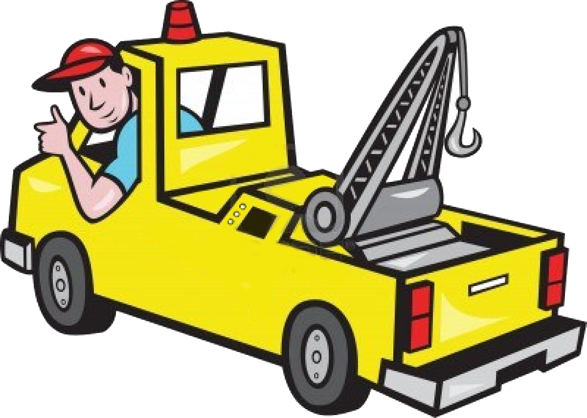 mechanic-tow-truck-clipart - Bald Eagle Tow vector free download