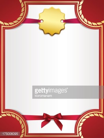 Medal and certificate clipart clipart library Set Certificate With Medal premium clipart - ClipartLogo.com clipart library