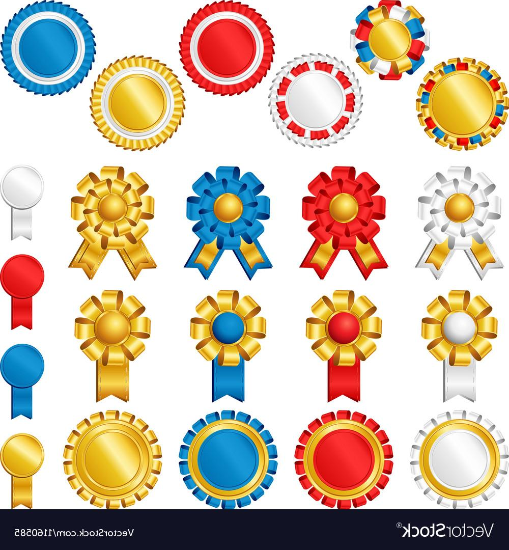 Medal clipart printable vector library download Best Free Printable Medals For Awards Vector Images » Free Vector ... vector library download