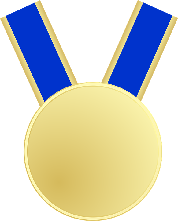 Medalha clipart picture library library Pin Gold Medal Clipart Free - Medalha Com Fundo Transparente ... picture library library