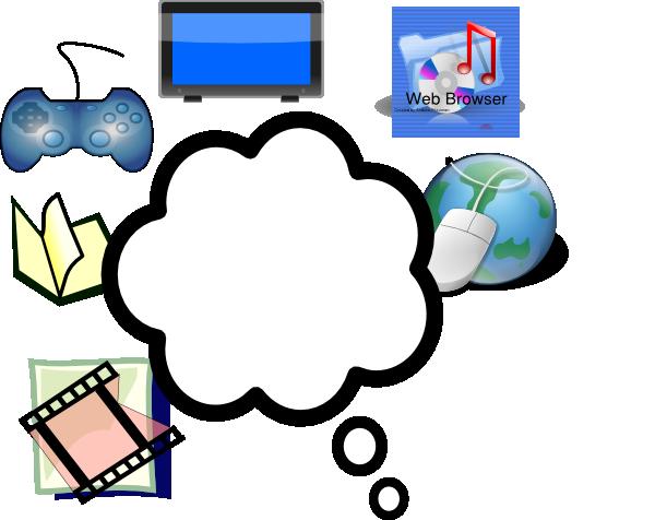 Media clipart clip free library Media clip art - ClipartFest clip free library