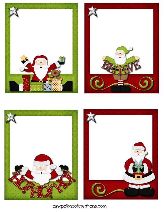 Media clipart berisi image transparent stock Pink Polka Dot Creations: Free, cute, whimsical Christmas tags and ... image transparent stock