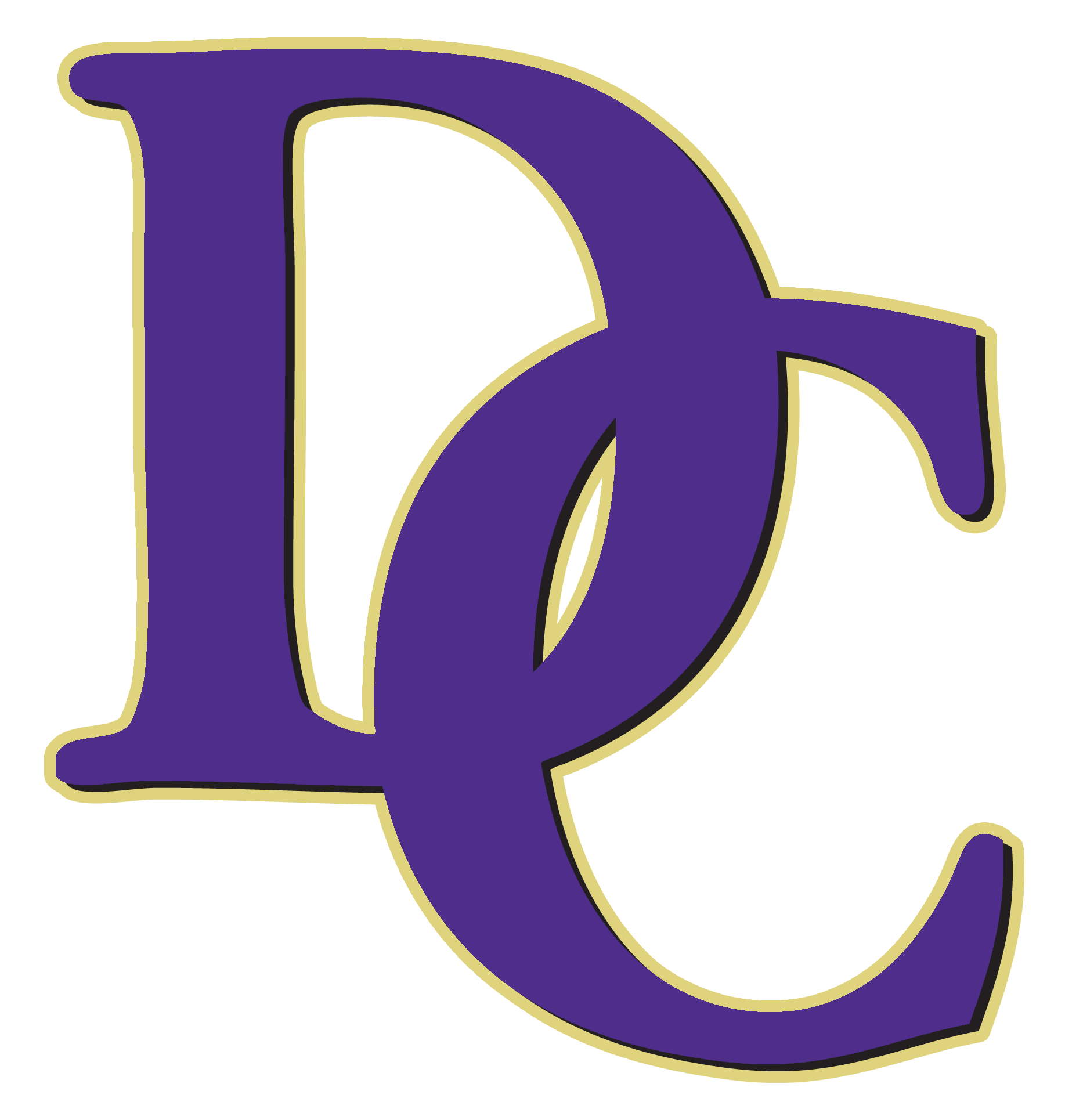 Media logo clipart clipart library Media Zone - Athletic Logos - Official Site of Defiance College ... clipart library