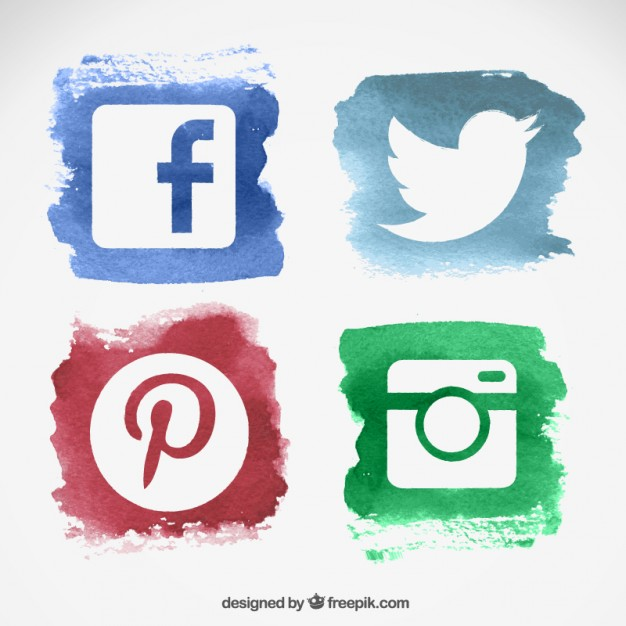 Media logo clipart clip transparent Facebook logo Icons | Free Download clip transparent