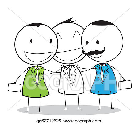 Mediation clipart picture library library Vector Stock - Business mediation. Clipart Illustration gg62712625 ... picture library library