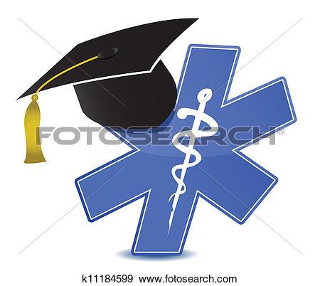 Medical artwork clipart vector royalty free download Clip Art of medical symbol caduceus snake k11107129 - Search ... vector royalty free download