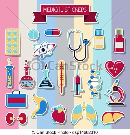 Medical artwork clipart clip art download Vector Clip Art of Medical and health care icons set. csp14682310 ... clip art download