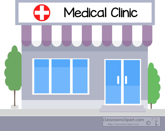 Medical building clipart image royalty free Medical Building Clipart - Clipart Kid image royalty free