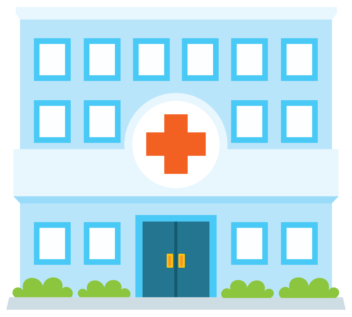 Medical building clipart svg freeuse stock Free to Use & Public Domain Hospital Clip Art svg freeuse stock