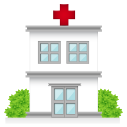 Medical building clipart vector library download Medical building clipart - ClipartFest vector library download