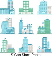 Medical building clipart svg freeuse stock Medical building Vector Clipart EPS Images. 2,966 Medical building ... svg freeuse stock