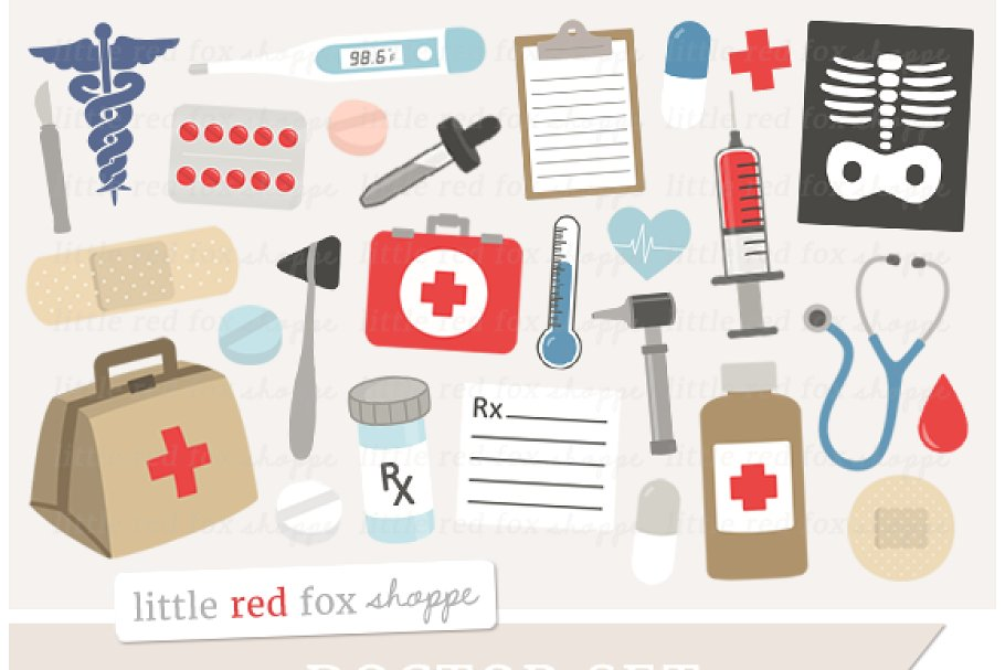 Medical products clipart image royalty free Medical & Doctor Clipart image royalty free
