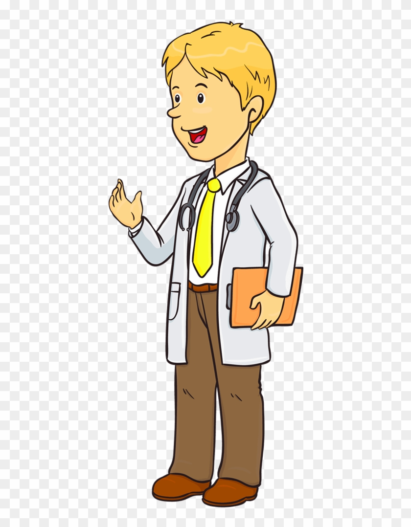 Medical student clipart jpg royalty free Medical Clipart Coat - Med School Student Cartoon, HD Png Download ... jpg royalty free