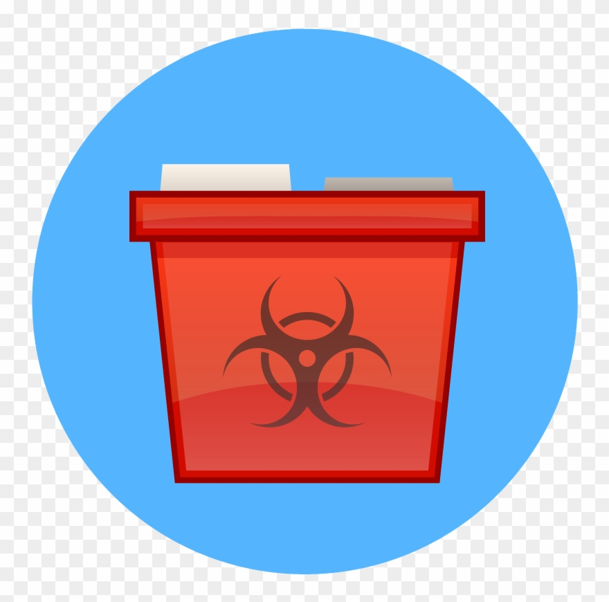Medical waste clipart clipart transparent Medical Waste - Biohazard Symbol Clipart (#2052110) - PinClipart clipart transparent