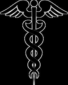 Medicine symbol clipart banner download Caduceus Medical Symbol Clip Art at Clker.com - vector clip ... banner download
