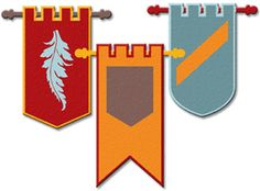 Medieval banner hanging from a pole clipart jpg royalty free 17 Best medieval banner images in 2014 | Medieval banner, Crests, Flags jpg royalty free