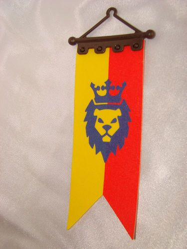 Medieval banner hanging from a pole clipart banner transparent library Lion Banner | rush | Medieval banner, Knight party, Medieval banner transparent library