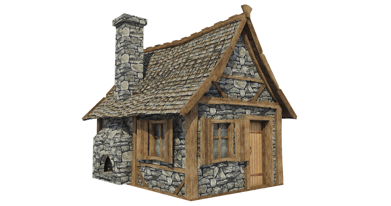 Serf house medieval times clipart clipart freeuse download medieval house - Google Search | Future Longhouse Duplex Home ... clipart freeuse download
