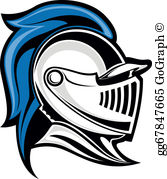 Knights helmet clipart image transparent stock Medieval Clip Art - Royalty Free - GoGraph image transparent stock